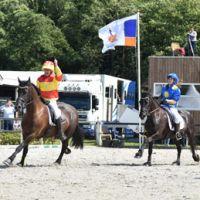 Mijl van Rijs, finish Leonie ten Hove voor Stavoren wint 8107 20170805