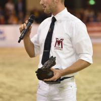 Bokaal young breeder of the year voor Stan Derksen 7239