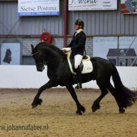 Bommelsteyn's Quint met Nienke Schrale 9219