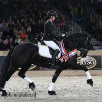 Yersie C. (Hessel x Beart) met Corina Conradi 5025