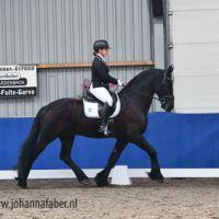 Klasse L1 Bart (Karel) met Megan Heiden 6513