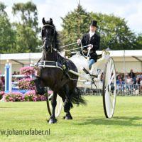EK Andries fan 'e Huchten (v. Arjen 417) met Gaatze Bosma 3769